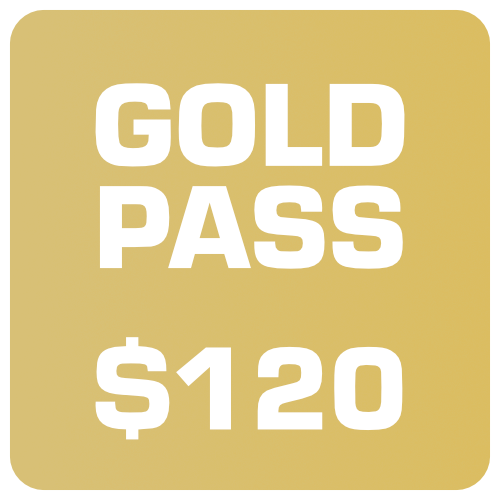 CCA21 TICKET gold pass